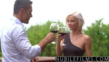 diabolically hot milf throated really hard by her lover